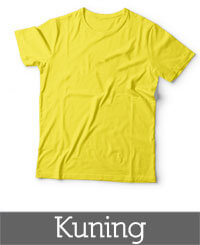 Nonek Apparel Combed 30s Kuning