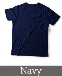 Nonek Apparel Combed 30s Navy